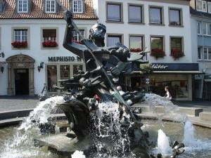Bündnis 90 / Die Grünen diskutiert aktuell die Möglichkeiten von Carsharing in Paderborn.