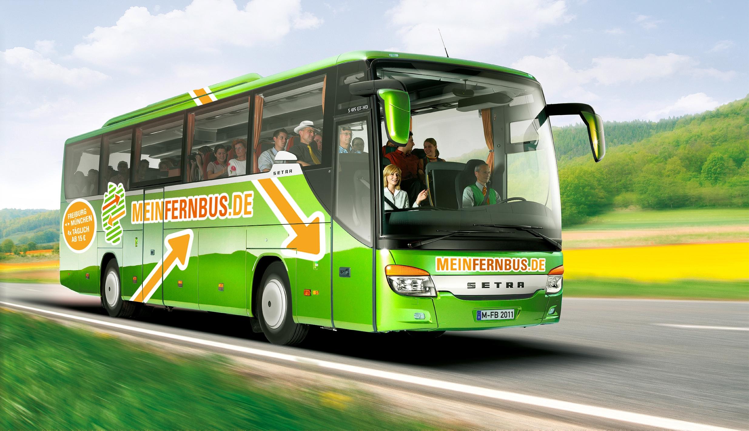 Fernbus Deutschland Polen