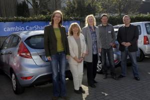 Bremen: Cambio erweitert sein Carsharing -Angebot für Unternehmen.