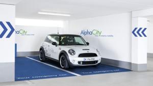 Unter dem Namen AlphaCity startet BMW ein neues Carsharing für Unternehmenskunden.