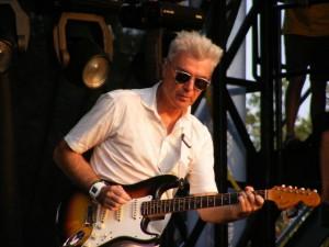 Prominenter Befürworter: Musiker David Byrne freut sich über das Bikesharing in New York City.