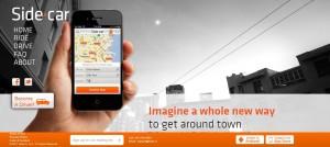 Sidecar ist der Name einer neuen P2P- Carsharing -App aus den USA.