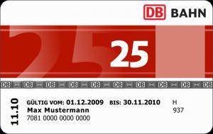 Die Bahncard wird 20. Folgt bald die Integration von Carsharing?
