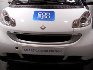 Ausgezeichnet: das Carsharing von Car2Go erhält den italienischen Umweltpreis Premio All'Innovazione Amica Dell'Ambiente.