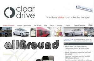 Innovatives Carsharing mit dem Elektroauto: AllAround startet in Kopenhagen.