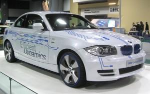 Wird künftig im Carsharing von DriveNow eingesetzt: der BMW Active E als lupenreines Elektroauto.