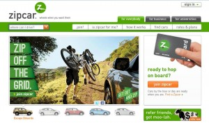 Übernahme in der Carsharing -Branche: der Autovermieter Avis schluckt den US-Anbieter Zipcar.