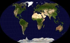 Die Welt setzt auf Bikesharing. Ein US-Weblog hat nun sämtliche Standorte eingezeichnet und kommentiert.