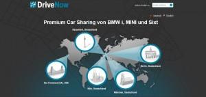 Der Carsharing -Anbieter DriveNow möchte die Zahl seiner Mitglieder in Deutschland verdoppeln. Zudem sind für die Zukunft erstmals Gewinne angestrebt.