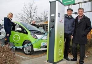 Im Carsharing in Osnabrück wird mehr und mehr auf das Elektroauto gesetzt. Die StadtTeilAuto OS GmbH verfügt nunmehr über zehn der umweltfreundlichen Fahrzeuge.