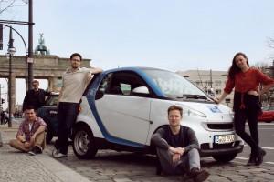 Carjump ist da: die praktische neue App bündelt die Angebote der einzelnen Carsharing -Anbieter.