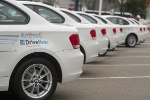 Mehr Elektroauto für DriveNow Carsharing. BMW stellt gleich 40 Active-E in Berlin bereit.