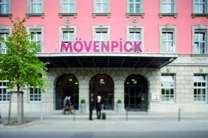 Mehr Carsharing für das Mövenpick Hotel Berlin. Neben DriveNow ist nun auch Citroën Multicity als Partner hinzugekommen.