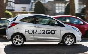 Erfolgreicher Start ins Carsharing: mit Ford2Go mischt ein weiterer namhafter Automobilhersteller auf dem Markt mit.