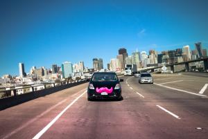 Sorgt für viele Kontroversen: die Carsharing -App Lyft erzürnt in den USA vor allem Taxifahrer.