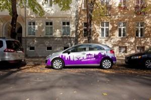 Carsharing nun auch in Potsdam: der Anbieter CiteeCar startet in der brandenburgischen Landeshauptstadt.