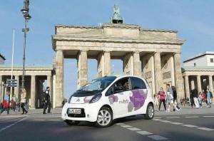 Citroën setzt weiter auf Carsharing. Multicity soll in Berlin bis 2014 mit 500 Fahrzeugen vom Typ C-Zero bestritten werden.
