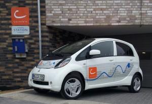 Viel Potenzial für das Elektroauto im Carsharing: der Geschäftsführer der cambio-Gruppe spricht im Rahmen der IAA 2013 zu diesem Thema.
