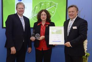 Green Fleet Award wegen konsequentem Setzen auf Carsharing: das Kreuzfahrtunternehmen AIDA Cruises wurde für seine Politik der Nachhaltigkeit ausgezeichnet.