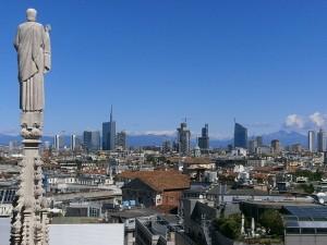 Ein neuer Carsharing -Anbieter betritt den Markt: in Mailand arbeitet der Automobilhersteller Fiat mit Eni und Trenitalia zusammen.