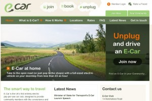 Premiere in der britischen Hauptstadt: E-Car Club betreibt in London künftig Carsharing mit dem Elektroauto.