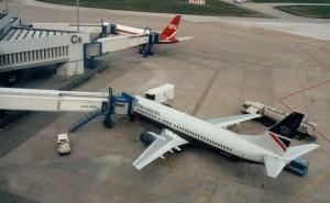 Carsharing am Flughafen: mittlerweile existieren verschiedene Modelle, die beide Formen der Mobilität zusammenbringen.