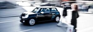 Bereit für die Hansestadt: DriveNow startet das Carsharing in Hamburg mit 450 Fahrzeugen vom Typ BMW 1er und Mini.