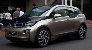 Kandidat für das Carsharing bei DriveNow: der BMW i3 steht für Nachhaltigkeit in der Mobilität.