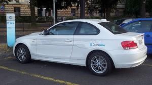 Hamburg als gutes Pflaster: der Carsharing -Anbieter DriveNow freut sich vor allem in der Hansestadt über wachsenden Zuspruch.