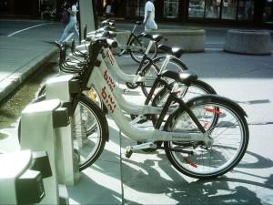 Ein kleiner Rückschlag für das Bikesharing? Das Unternehmen Bixi hat in Kanada seine Insolvenz erklärt.