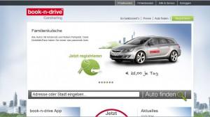 Sieger im Carsharing -Test des Deutschen Instituts für Service-Qualität (DISQ) ist der Anbieter Book-n-Drive.