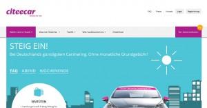Testsieger bei Focus Money: Citee Car ist in den Augen der Jury der bei weitem beste Anbieter für das Carsharing.