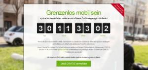Bühne frei für Spotcar: im Juni startet der neue Carsharing -Anbieter in Berlin mit seinem Free-Floating-Angebot.