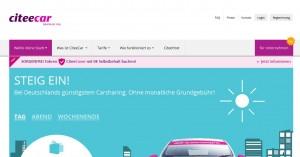 Neues Carsharing für das Ruhrgebiet: CiteeCar plant ab September seine Präsenz in Bochum, Duisburg, Essen und Dortmund.