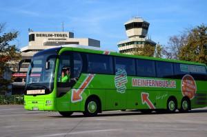 Sinnvolle Ergänzung: der Carsharing -Anbieter DriveNow und MeinFernbus haben eine Kooperation vereinbart.