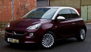 Steigt bald auch Opel ins Carsharing ein? Der kleine Opel Adam wäre auf jeden Fall ein geeignetes Fahrzeug.
