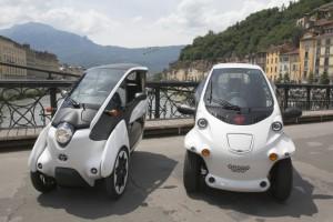 Toyota entdeckt das vernetzte Carsharing. Das Projekt Ha:mo soll zunächst im französischen Grenoble starten und über mehrere Jahre erprobt werden.