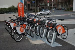 Bikesharing liegt vor allem bei Internetnutzern im Trend. Das hat nun eine Studie des Verbandes Bitkom ergeben