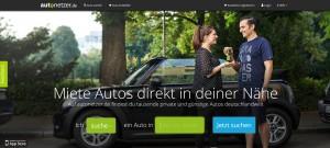 Klarer Sieg für das Carsharing: Unternehmen wie Autonetzer dürfen ihre Dienste weiterhin anbieten