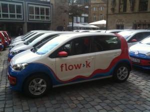 Carsharing in Osnabrück: flow>k bringt das Free-Floating in die niedersächsische Stadt