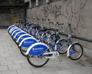 Eine Studie geht davon aus, dass der internationale Markt für Bikesharing bis 2020 um 20 Prozent anwächst.