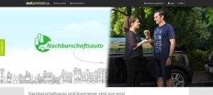 Große Fusion im privaten Carsharing: Autonetzer und Nachbarschaftsauto sind fortan eins.