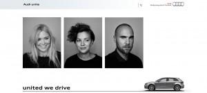Audi unite: der Automobilhersteller startet sein Carsharing mit einem ungewöhnlichen Geschäftsmodell.