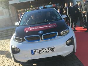 Carsharing fortan auch für Touristen: im Hochschwarzwald setzt man voll auf das Elektroauto.