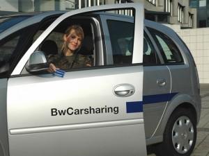 Arbeitet im Carsharing mit Flinkster zusammen: die Bundeswehr bietet künftig ebenfalls geteilte Autos.