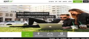 Endgültiges Aus für das Spotcar Carsharing? Das Unternehmen aus Berlin verkündet eine Einstellung seines Betirebs.