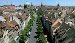 Bald mehr Carsharing in Nürnberg: die Stadt plant eine Initiative, um das geteilte Auto zu fördern.