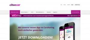 Bald weniger Carsharing in Berlin? Der Anbieter CiteeCar hat ein vorläufiges Insolvenzverfahren eingeleitet.